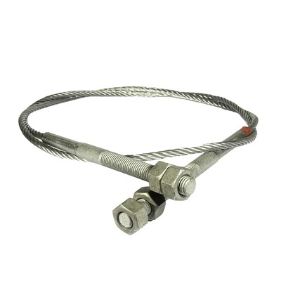 Top Cable c/w Fasteners