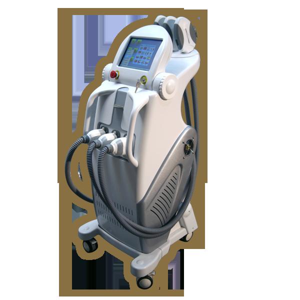MBT MedLite-3 - Многофункциональный аппарат SHR/ELOS/OPT эпиляции
