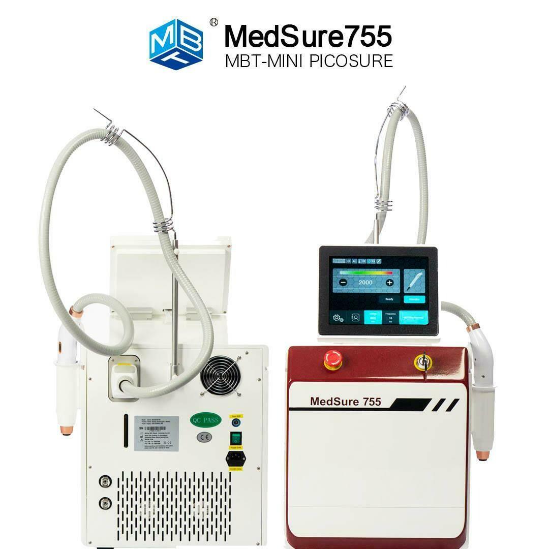 Medsure - 755 пикосекундный лазер