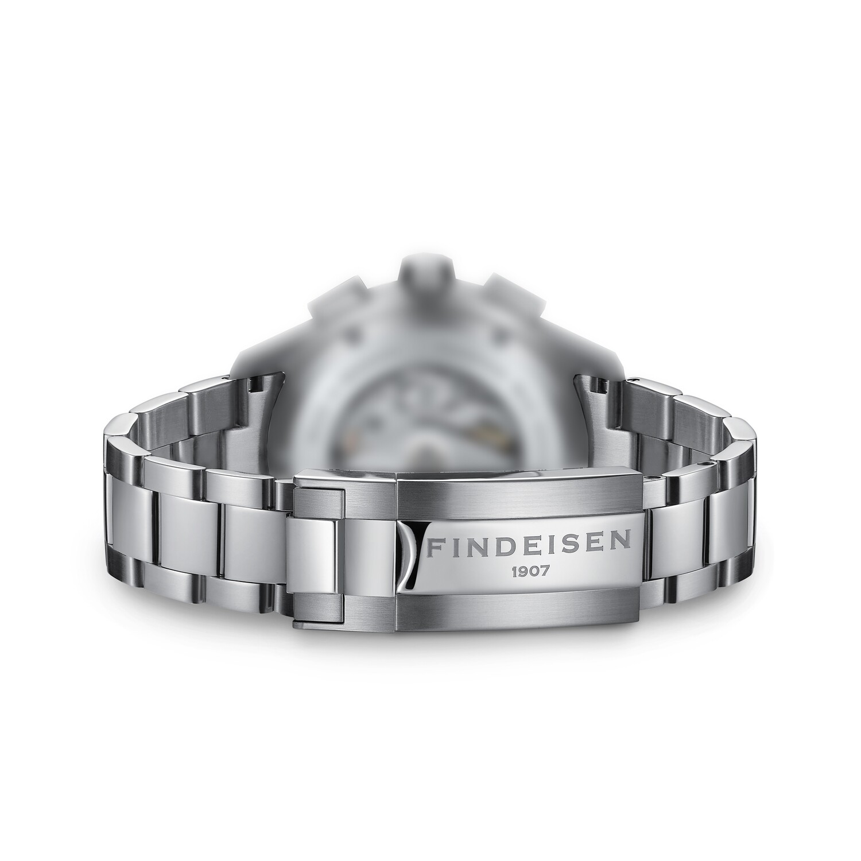 Edelstahl Armband 22 mm