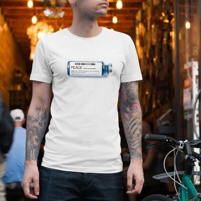 """Peace"" Men's T-Shirt"