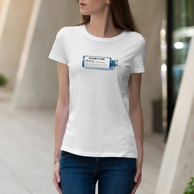 """Peace"" Women's T-Shirt"