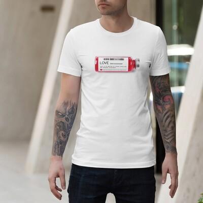 """""""Love"""" Men's T-Shirt"""