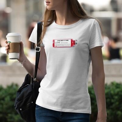 """""""Love"""" Women's T-Shirt"""