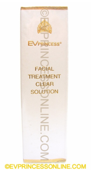 Ev Princess Facial Treatment Clear Solution