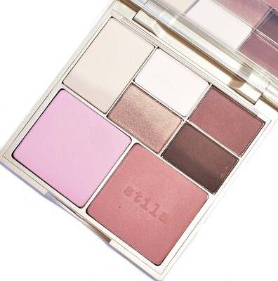 Stila Perfect Me Perfect Hue Eye Cheek Palette Light/Medium