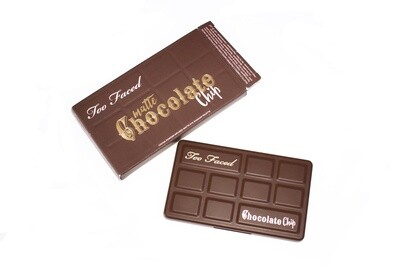 Too Faced Matte Chocolate Chip Mini Eyeshadow Palette