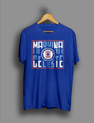 Camiseta Cruz Azul