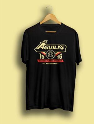 Camiseta Aguilas 1916 del America