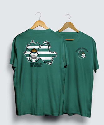 Camiseta Himno Santos