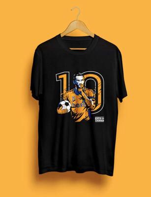 Camiseta Gignac #10 Tigres
