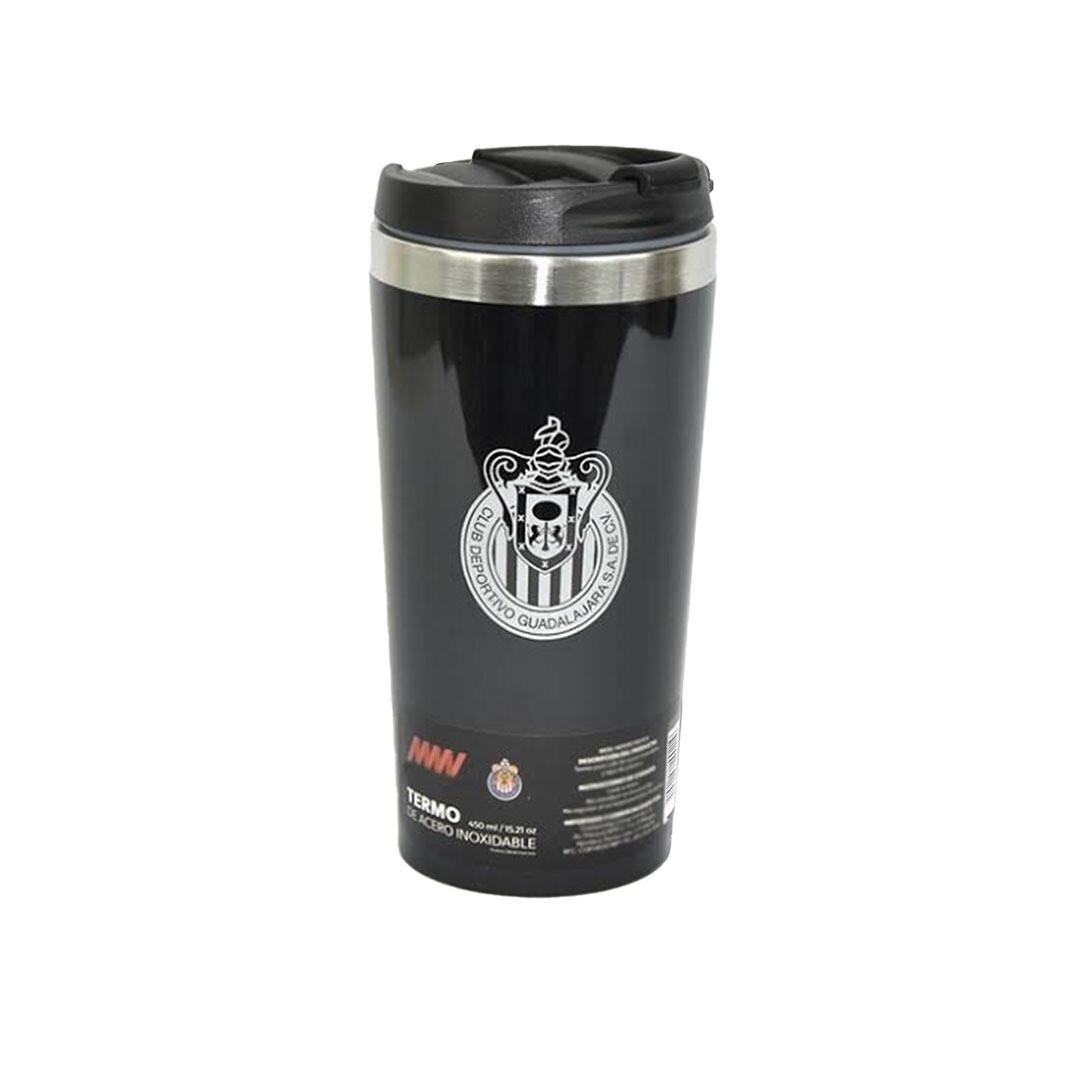 Termo Chivas Metálico 450 ml Black