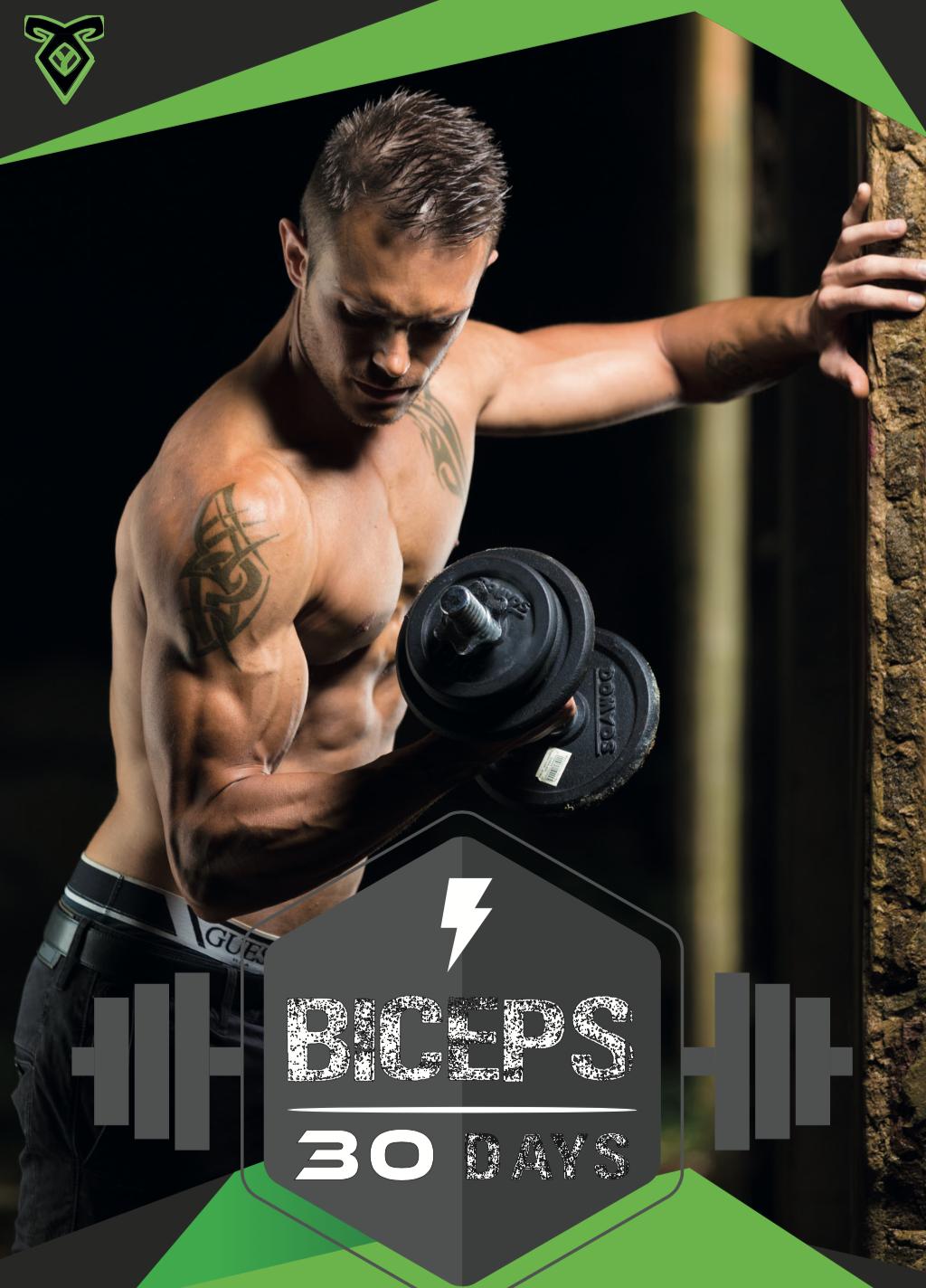 Ebook Biceps 30 Days