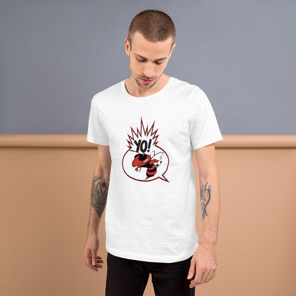 Yo Bee Short-Sleeve Unisex T-Shirt