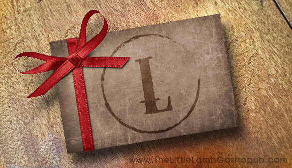 The Little Lamb Gift Card