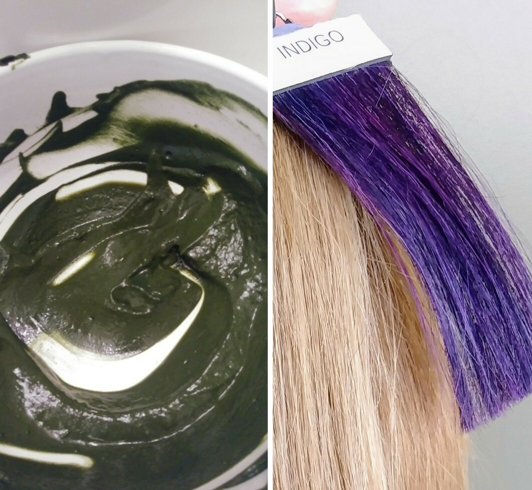 Indigo Powder 100g