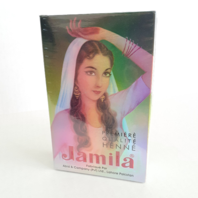 Jamila Henna BAQ