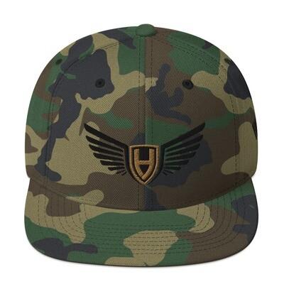 Hord Inc. Snapback Hat