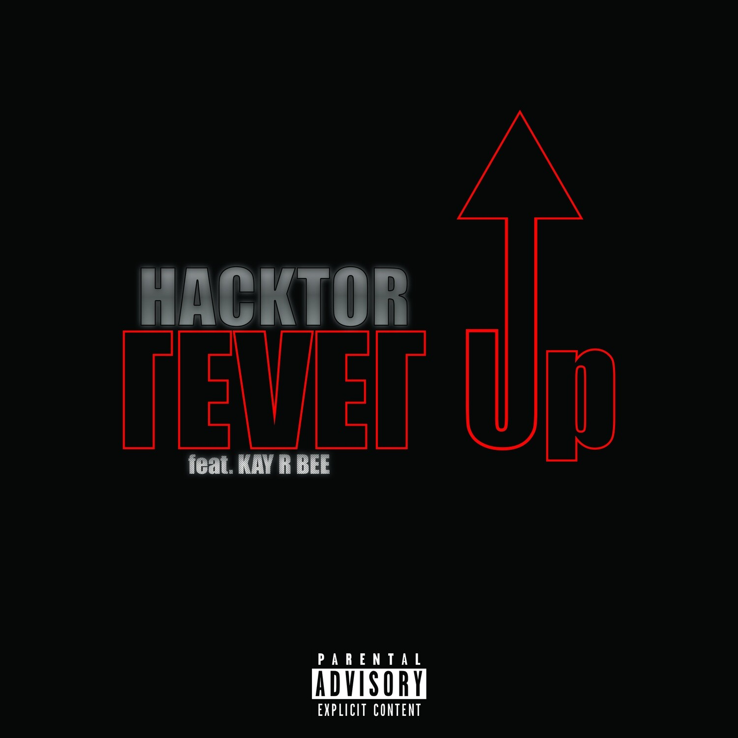Hacktor - Level Up (Feat. Kay R Bee) (Prod. By Elson Blues)