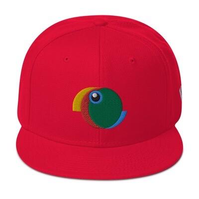 Bird Snapback Hat