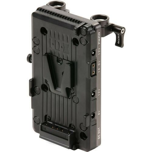 TiLTA TA-BTP2-V-G V-Lock Battery Plate For BMPCC 4K Cage Rig
