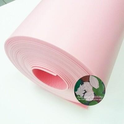 Изолон 2мм - Розовый ширина 75см