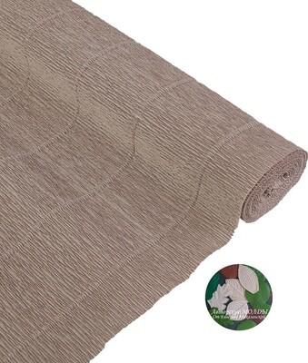 Бумага гофрированная   Cartotecnica Rossi 17E1, 2321459, бежевый, 50 см х 2,5 м