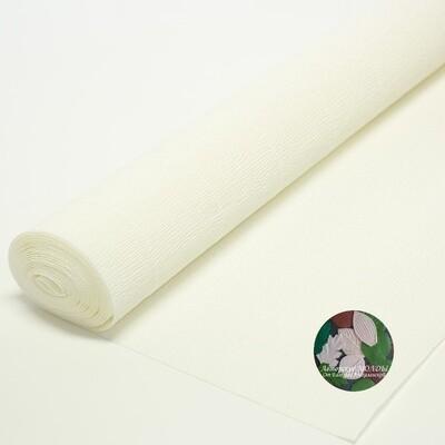 Бумага гофрированная   Cartotecnica Rossi 600 белая, 50 см х 2,5 м
