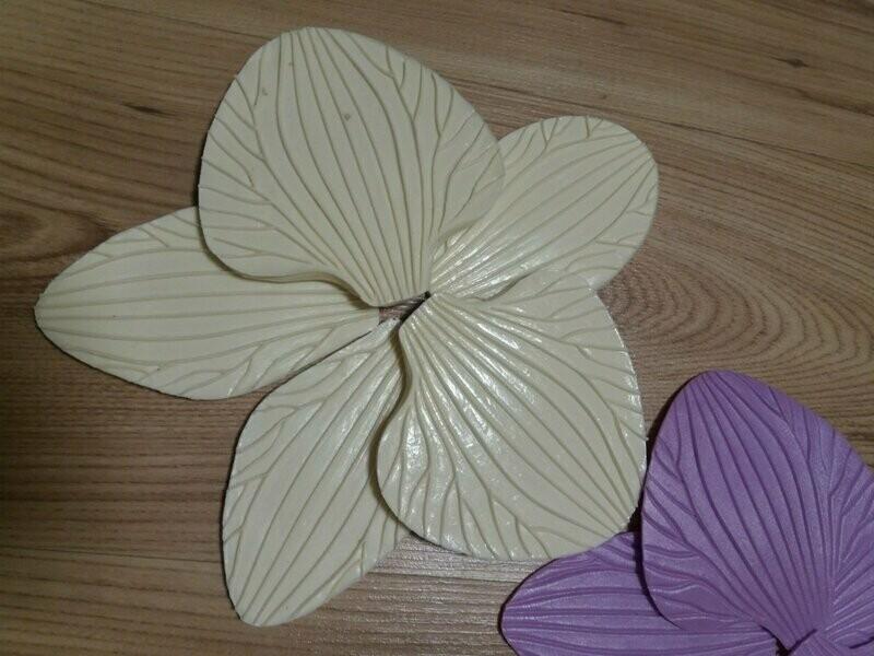 Молды Набор лепестков Орхидеи 11х7 верхний 11х11 боковые 11х7 нижний