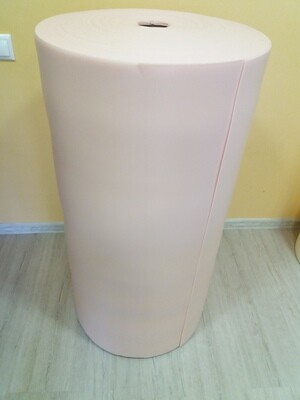 IXPE-FOAM 2мм, Икспи Фом, Евролон - НЕЖНО ПЕРСИКОВЫЙ ширина 100 см