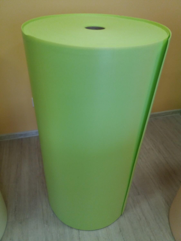 IXPE-FOAM 2мм, Икспи Фом, Евролон - ЛАЙМ ширина 100 см