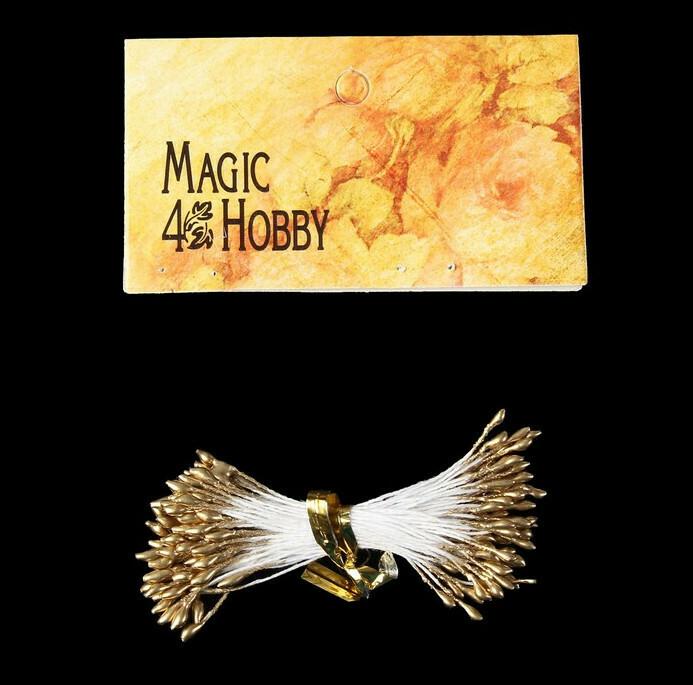 Тычинки Magic 4 Hobby 203-02 (набор 86 шт)