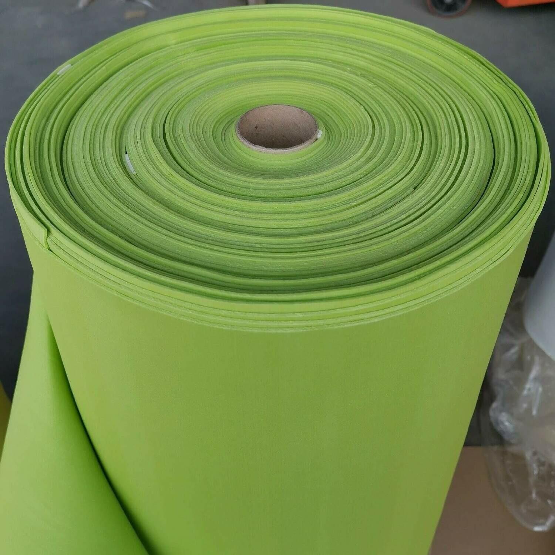 Зефирный фоамиран рулонный 2мм Сочная Зелень