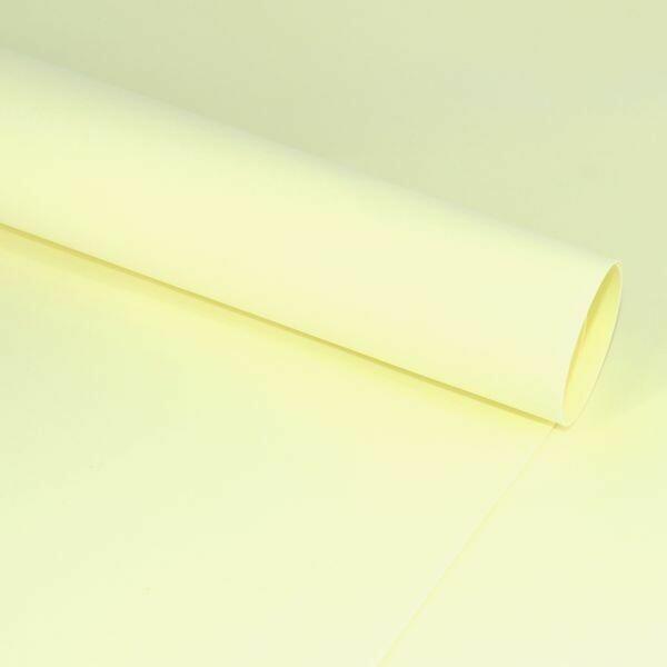 Зефирный фоамиран 2мм Светло Лимонный