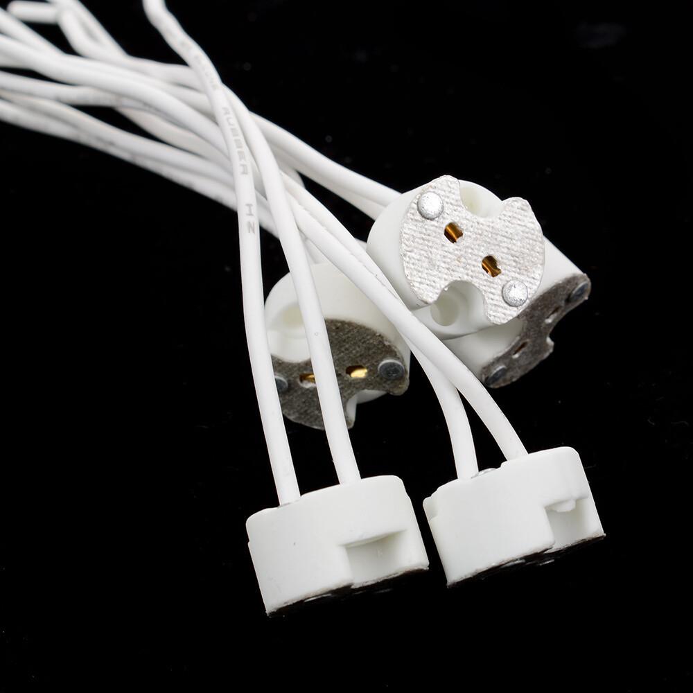 Патрон TDM, GU5.3. для галогенных ламп
