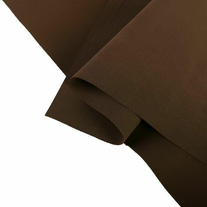1мм 60х70см Иранский Фоамиран - Темно Коричневый
