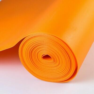 IXPE-FOAM 2мм, Икспи Фом, Евролон - Апельсин ширина 100 см