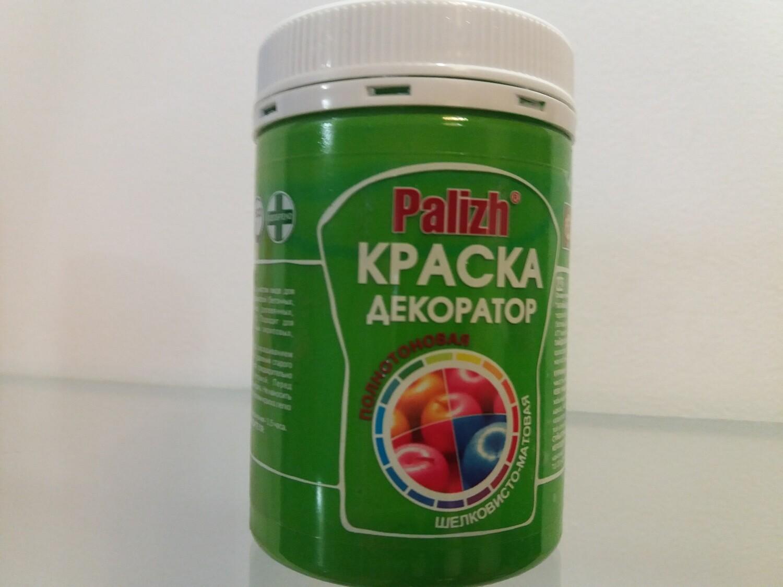 "Краска-колер Акриловая ""Palizh"" #115 - Зеленый Сад 320мг"