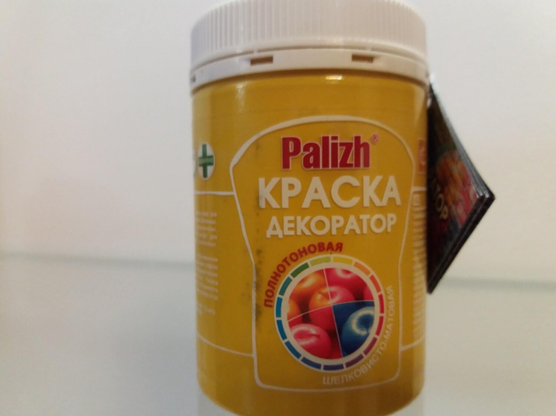 """Краска-колер Акриловая """"Palizh"""" #101 - Мимоза 320мг"""