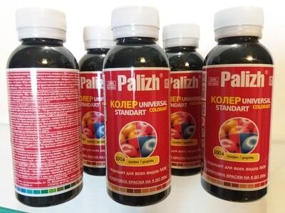 """Колер """"PalIzh"""" # 1004 - ГРАФИТ 140мл"""