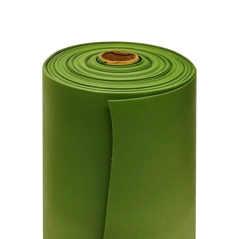 Софтин - 2мм Натуральная Зелень ширина 100 см