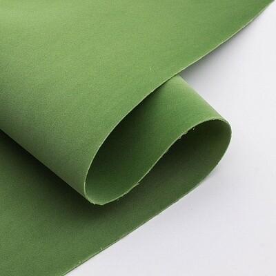 Фоамиран зефирный 1,2мм 60*70см/1л зеленый