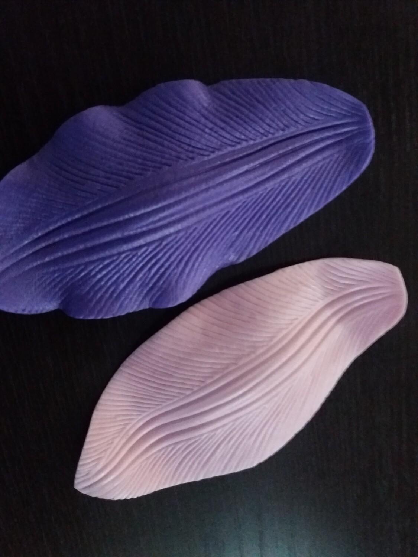 Молд Лепесток Лилии 16,6×7,5см