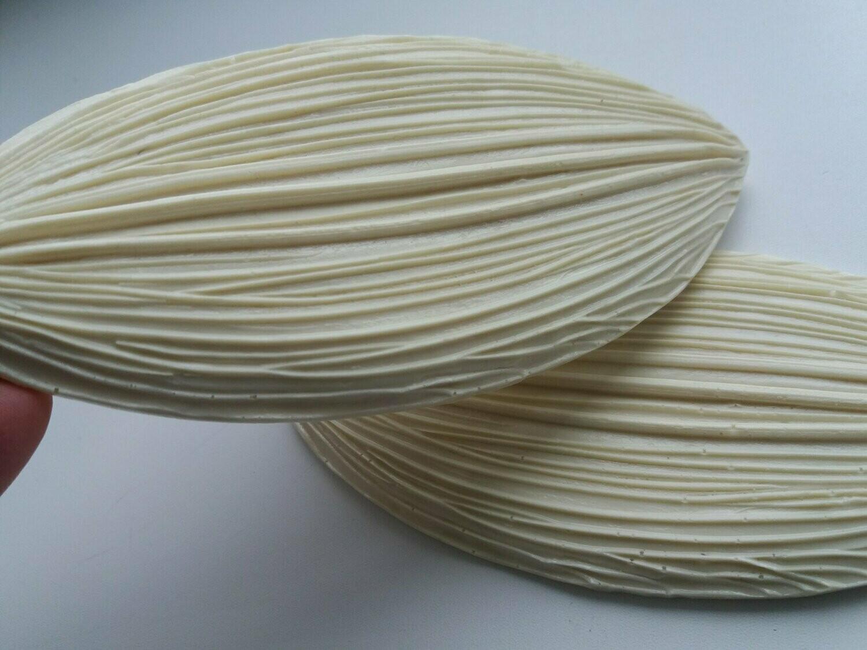 Молд Лист-Лепесток Лилии 16,6×7,5см (1шт)