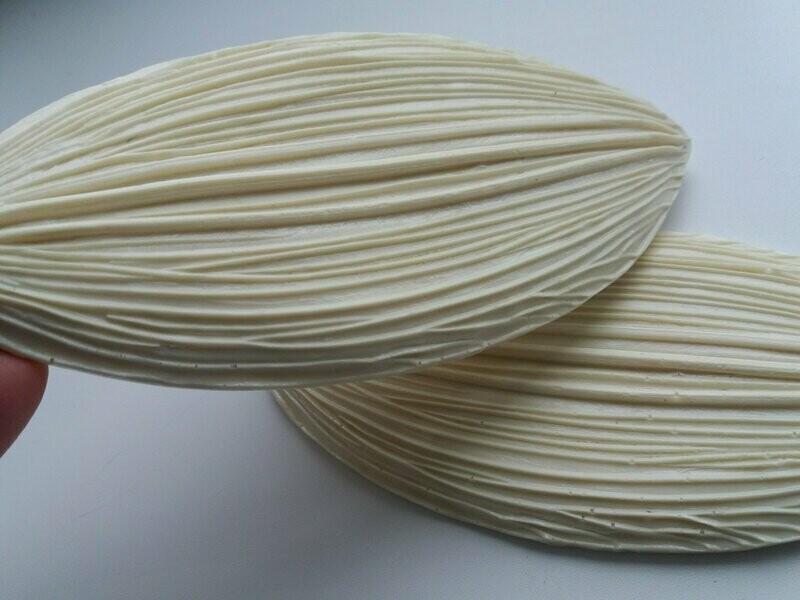 Молд Лист-Лепесток Лилии 16,6×7,5см
