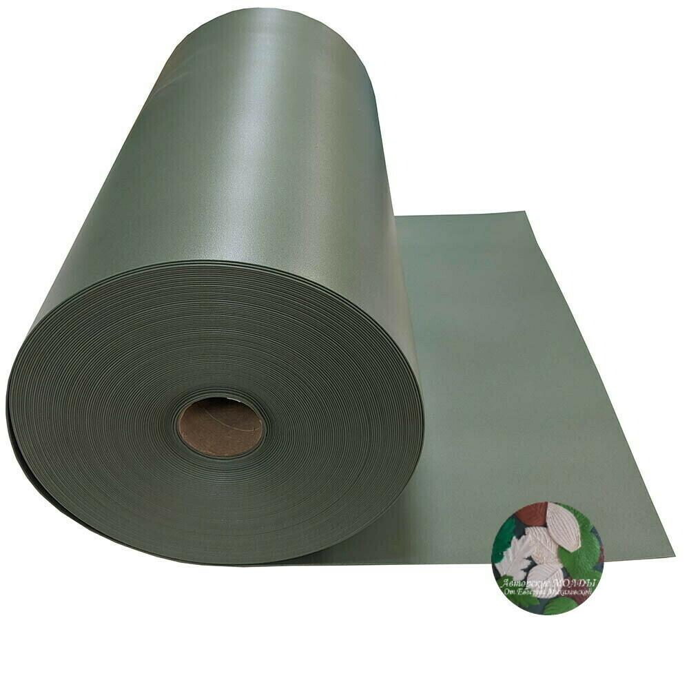 IXPE-FOAM 2мм, Икспи Фом, Евролон - Тёмно зелёный ширина 100 см