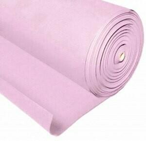 Фоамиран рулонный 2мм - Нежно Розовый