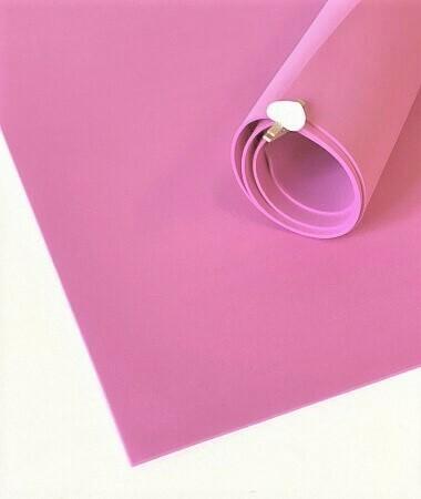 - Фоамиран 1мм 60х70см Розовый Ландыш 1509