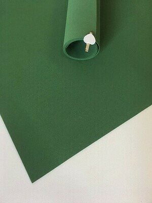 Фоамиран 2мм 60х70см Зеленая Трава 4819