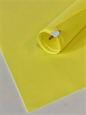 - Фоамиран 1мм 60х70см Желтый 134